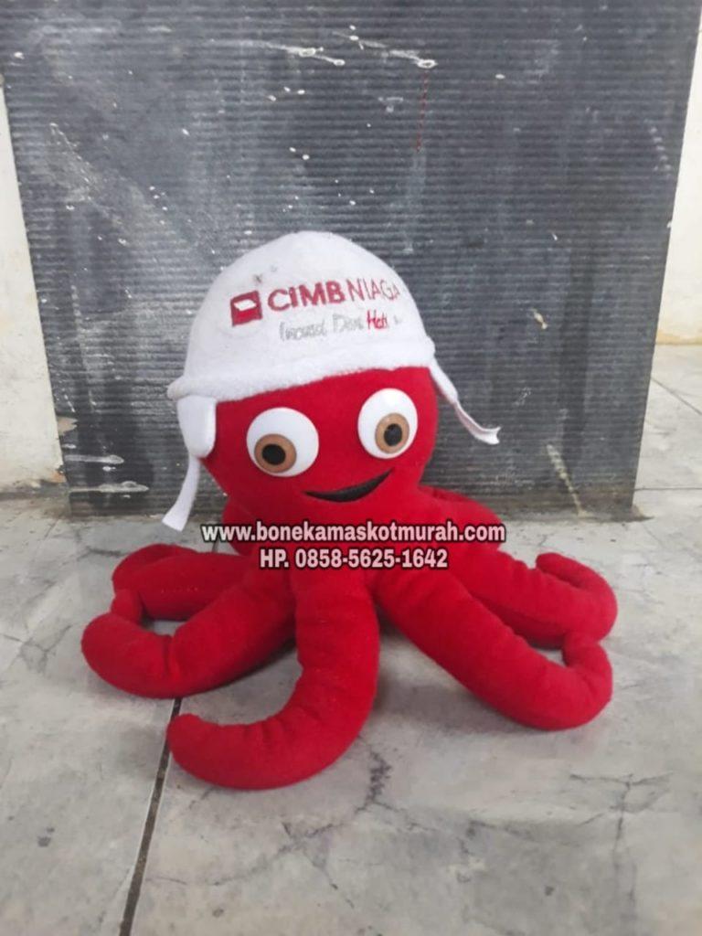 boneka maskot perusahaan murah