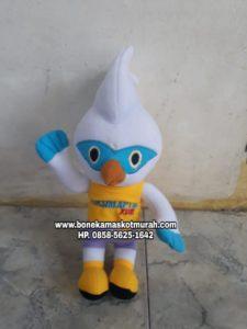 boneka maskot porsimap