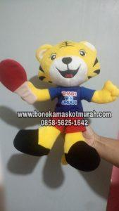 boneka custom macan